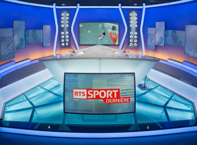 Le Sport à la RTS