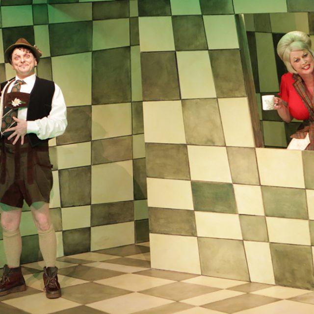 Théâtre Poche /GVE - Alpenstock
