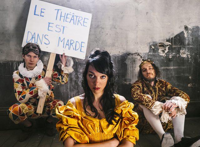 Théâtre du Passage - Le No Show