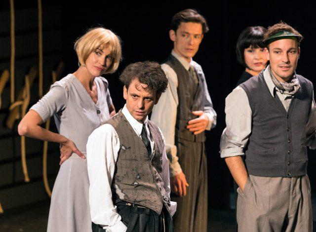 Théâtre de Beausobre - Un Certain Charles Spencer Chaplin