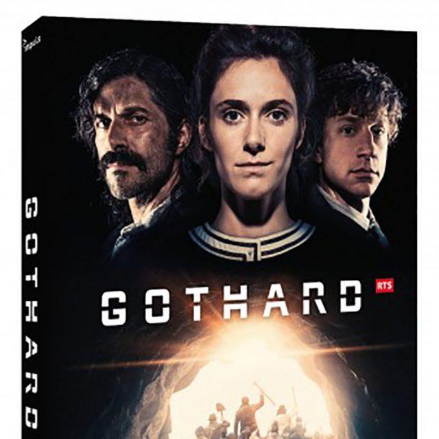 Gagnez le DVD « Gothard »