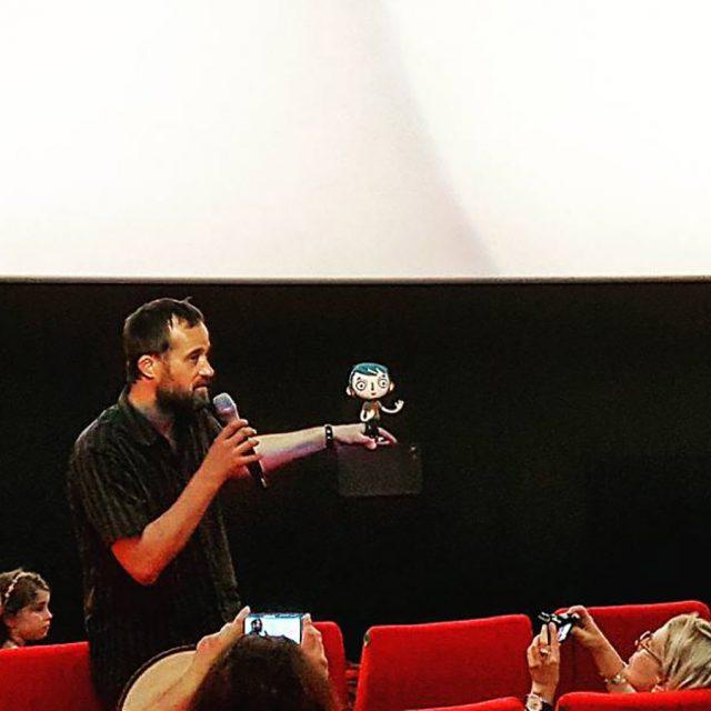 Franc succès pour la SRT Genève et la projection de Courgette !