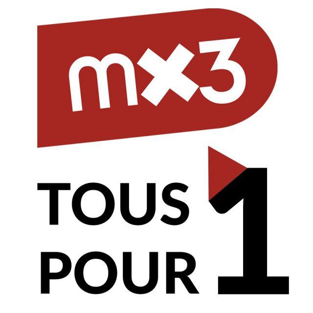 Mx3.ch : la plateforme musicale suisse lance Tous pour un !