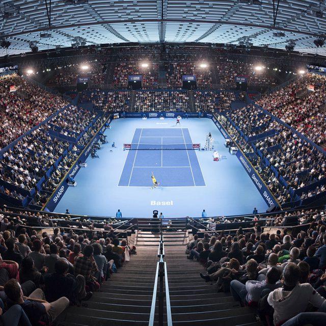 Federer et Nadal ont rendez-vous à Bâle et vous ne manquerez rien grâce à la RTS !