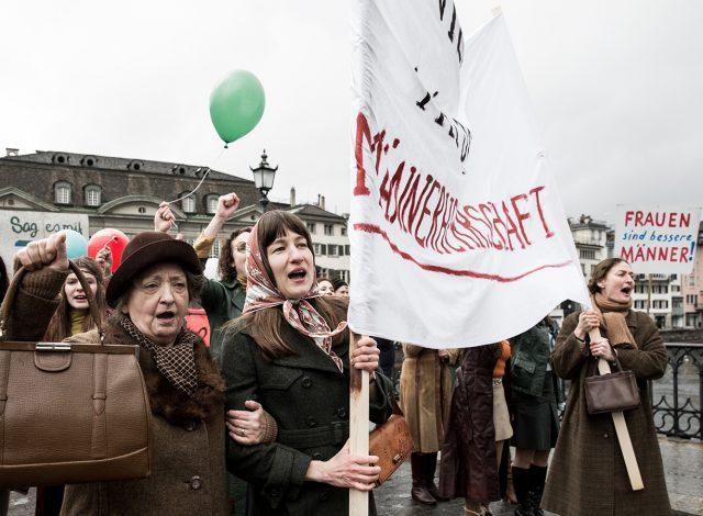"""Nouvelle projection publique du film """"L'ordre divin"""" à Fribourg"""