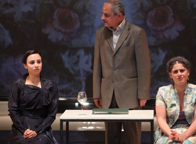 Théâtre du Passage - Des roses et du jasmin