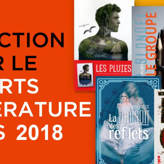 Camille Brissot remporte le Prix RTS Littérature Ados 2018 !