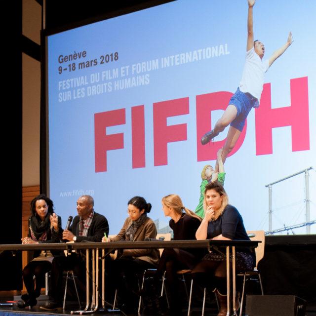Deux coproductions RTS remarquées et primées ce week-end au FIFDH