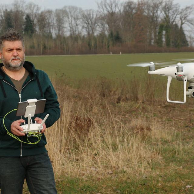 Pilote de drone, un métier au service de l'image
