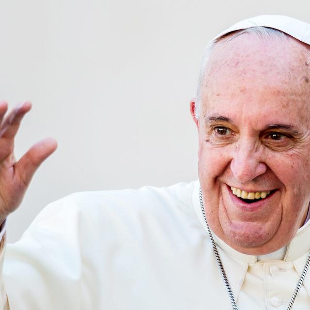 Visite du pape : la RTS captera l'événement pour les téléspectateurs suisses et ceux du monde entier