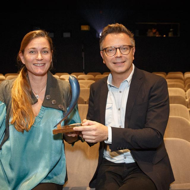 Le Prix des SRT récompense «Dans la tête de…»