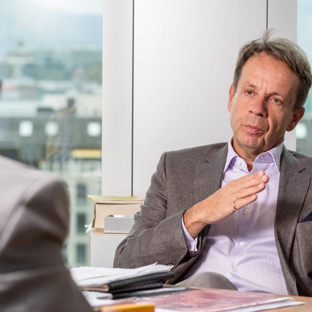 Gilles Marchand réélu au Conseil exécutif de l'UER