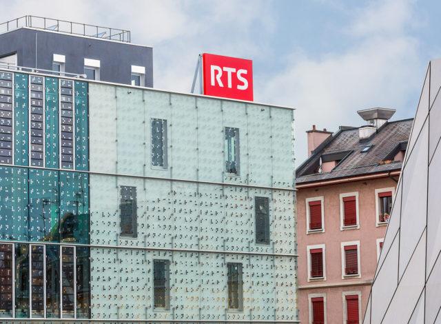 """Soirée de discussion """"Genève et la RTS; liens et avenir"""""""