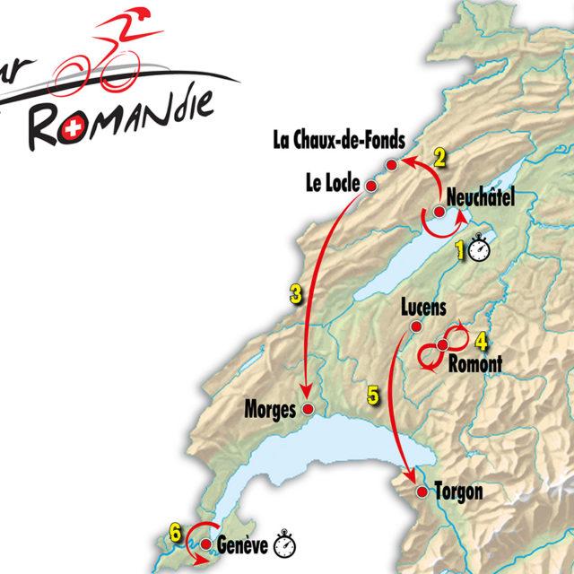 73e édition du Tour de Romandie : encore plus d'interaction avec le public !