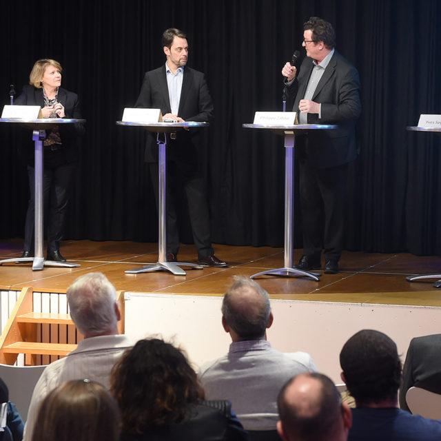 SRT Berne: L'avenir de la presse suisse en question
