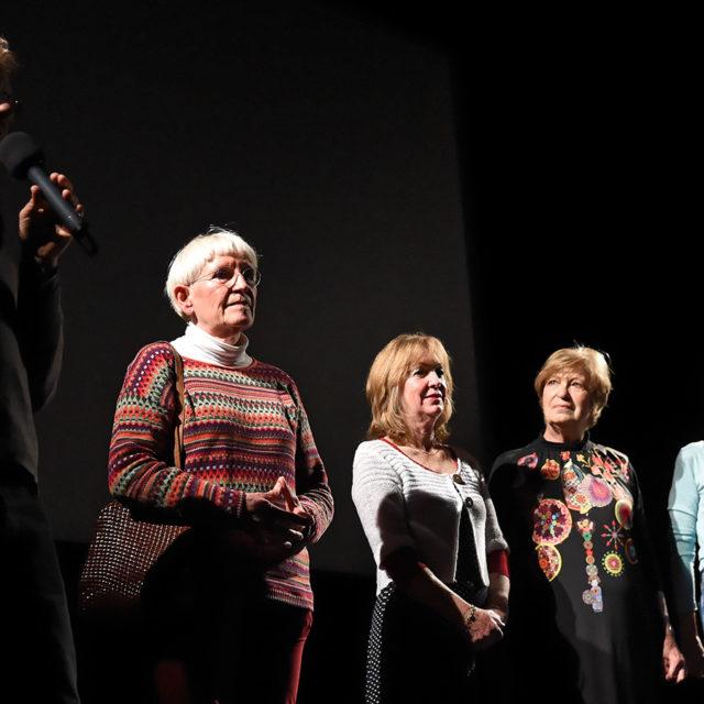 SRT Vaud : projection du film Les Dames et visite d'Aquatis