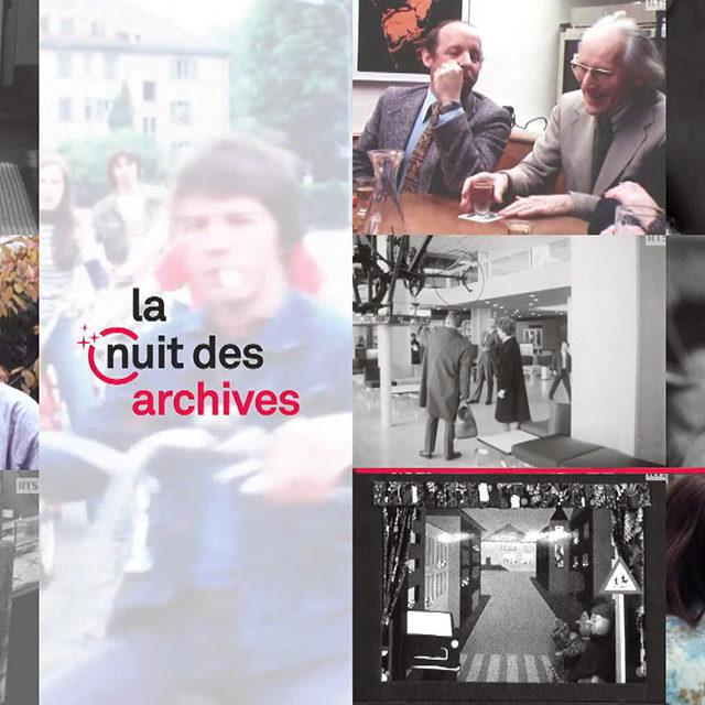 «La nuit des archives»