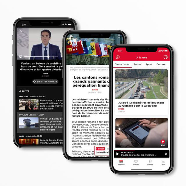 Que pensez-vous de la nouvelle version de l'application mobile RTSinfo?