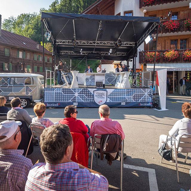 La SRT Fribourg en campagne!