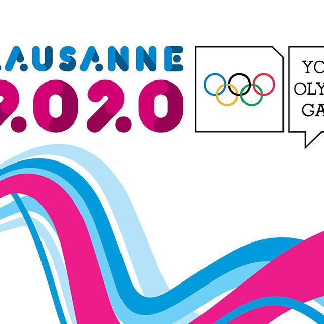 Les Jeux Olympiques de la Jeunesse à Lausanne seront couverts en direct par la SSR