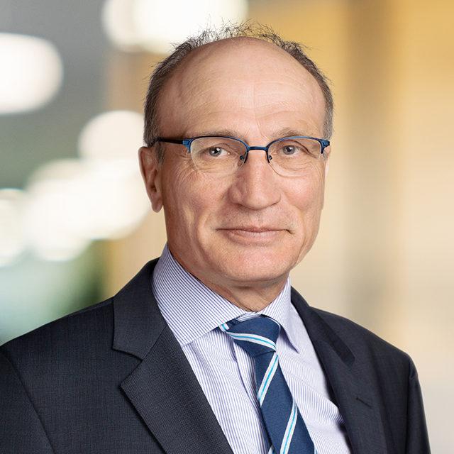 Mario Annoni, l'homme de la situation