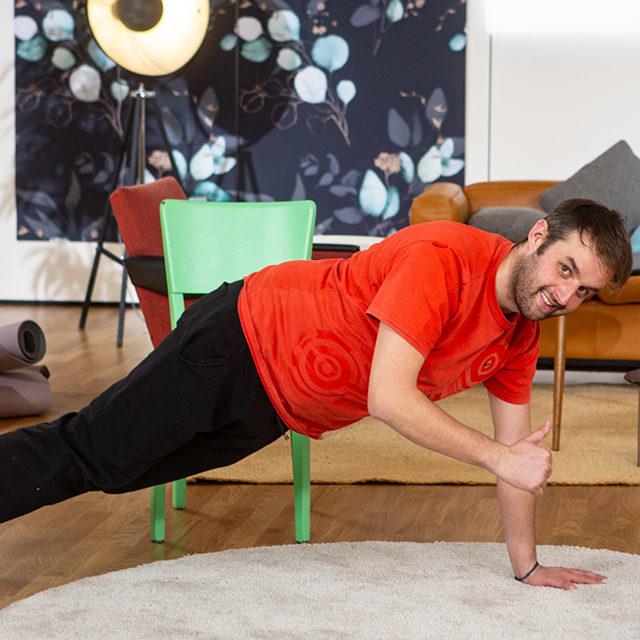 «On se bouge!»: trente minutes d'exercice quotidien sur RTS 2