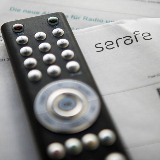 Réduction de la redevance radio/TV dès l'an prochain