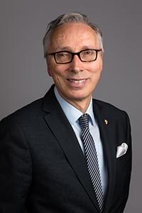 Jean-François Roth, président de la RTSR
