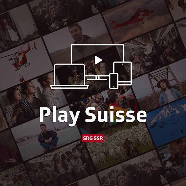 Play Suisse, la nouvelle plateforme de streaming de la SSR