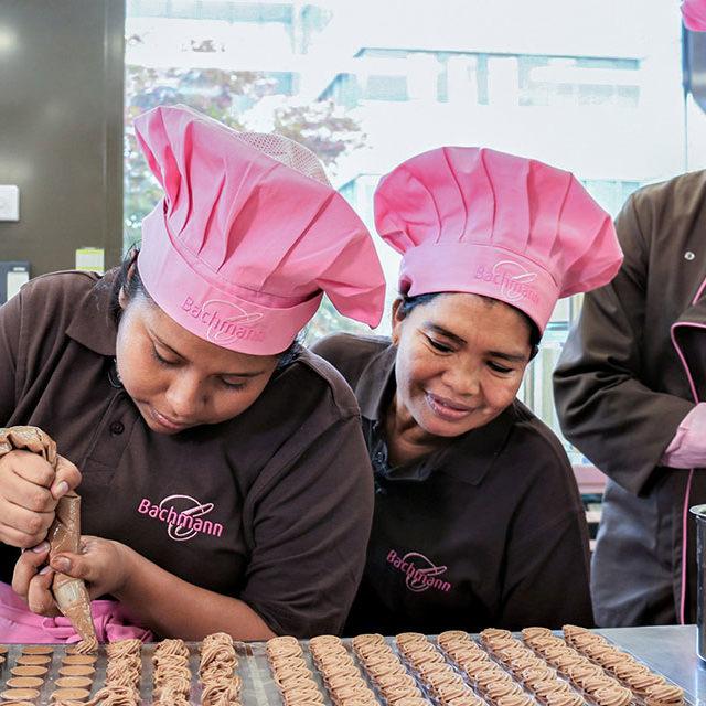 Des chocolatières au Panama