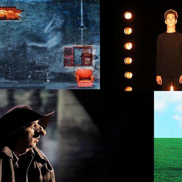 Cinq nouveaux spectacles romands seront diffusés sur les antennes de la RTS