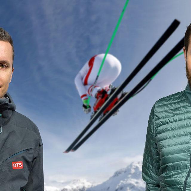 Les étapes suisses de Coupe du monde de ski alpin sans public mais en direct sur RTS 2