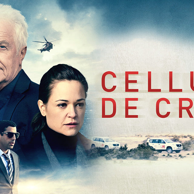 Cellule de crise - Discussion en ligne