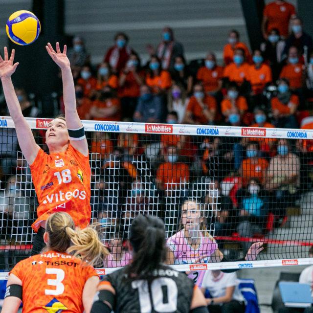 La SSR renforce son engagement envers le sport en salle suisse