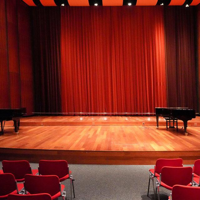 La Salle Ansermet conserve sa vocation musicale et culturelle