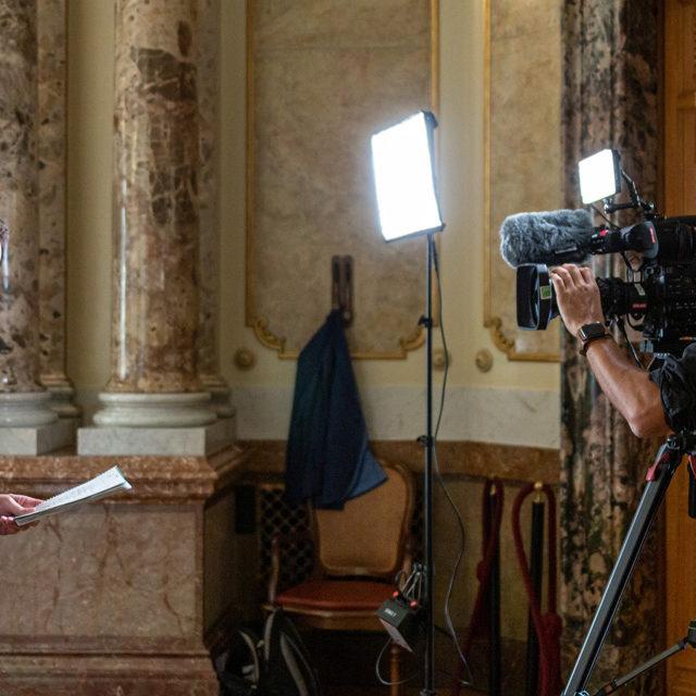 Pierre Nebel: «J'aime faire aimer la politique»