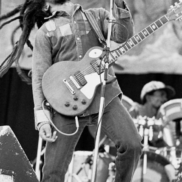 Bob Marley : hommages roots sur la RTS