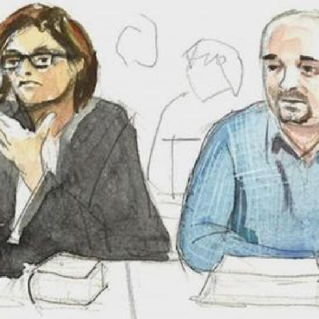 Couverture du procès Claude D. par la RTS