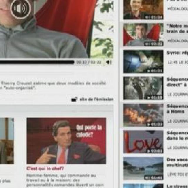 Le site RTS.ch