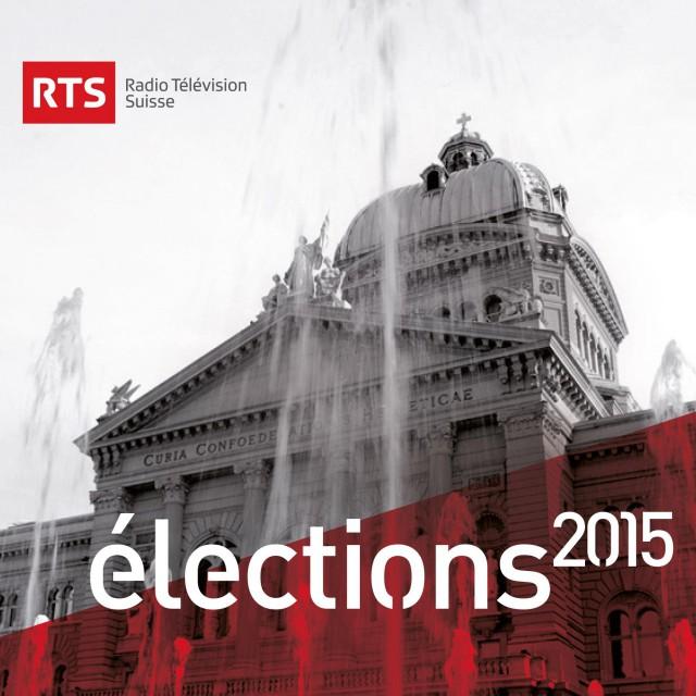 Couverture RTS avant les Elections fédérales du 18 octobre