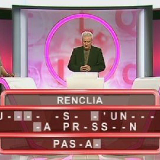 Télé la Question - TSR 1